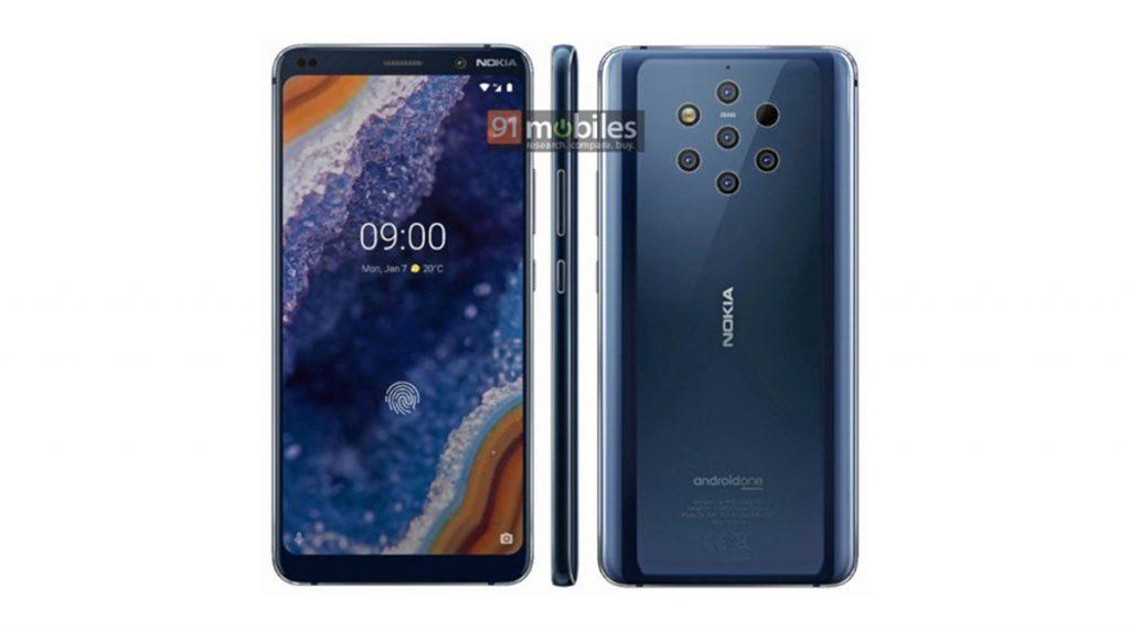 Google bestätigt Specs des Nokia 9 Pure View