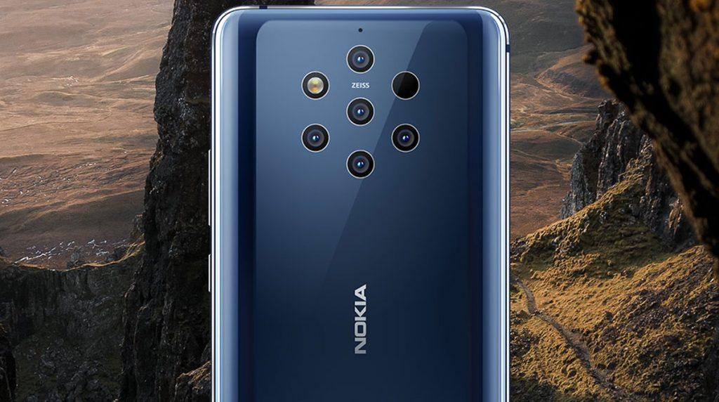 [MWC 2019] Nokia 9 PureView – Das Smartphone mit der Fünffach-Kamera ist offiziell