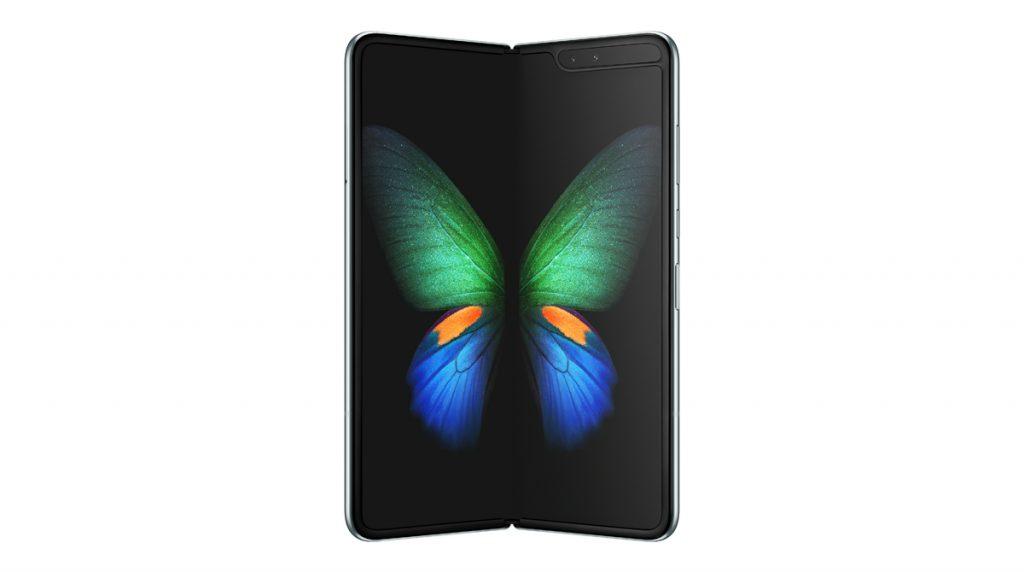 Samsung Galaxy Fold: faltbares Smartphone mit sechs Kameras und zwei Displays
