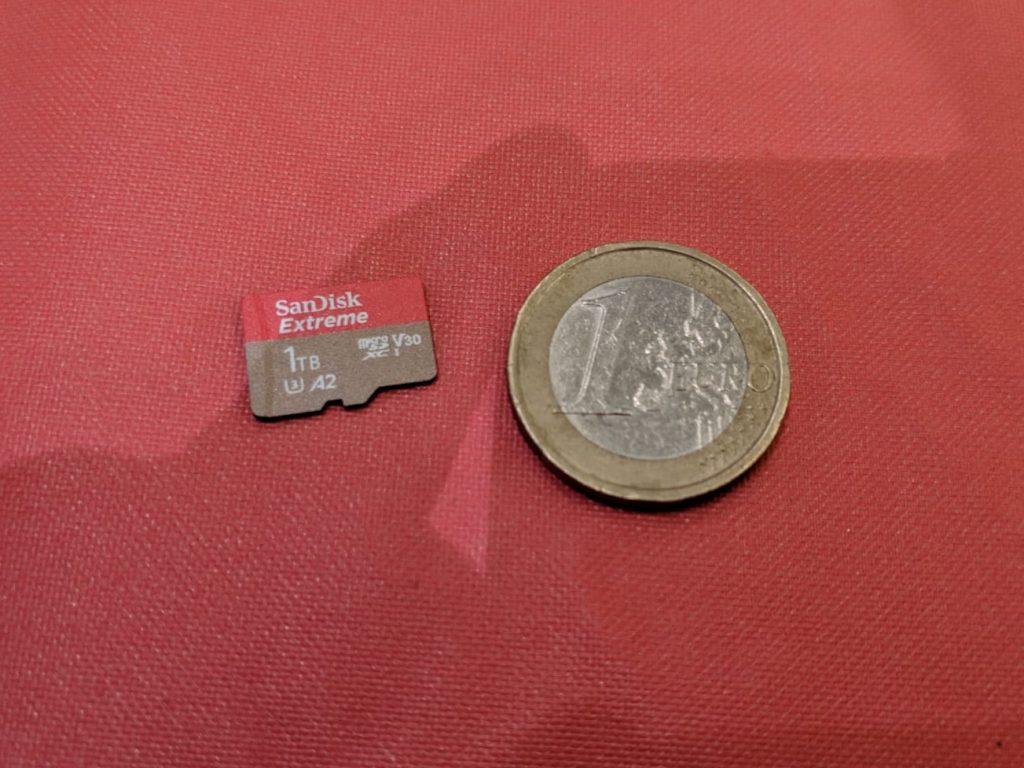 sandisk 1tb microsd-karte