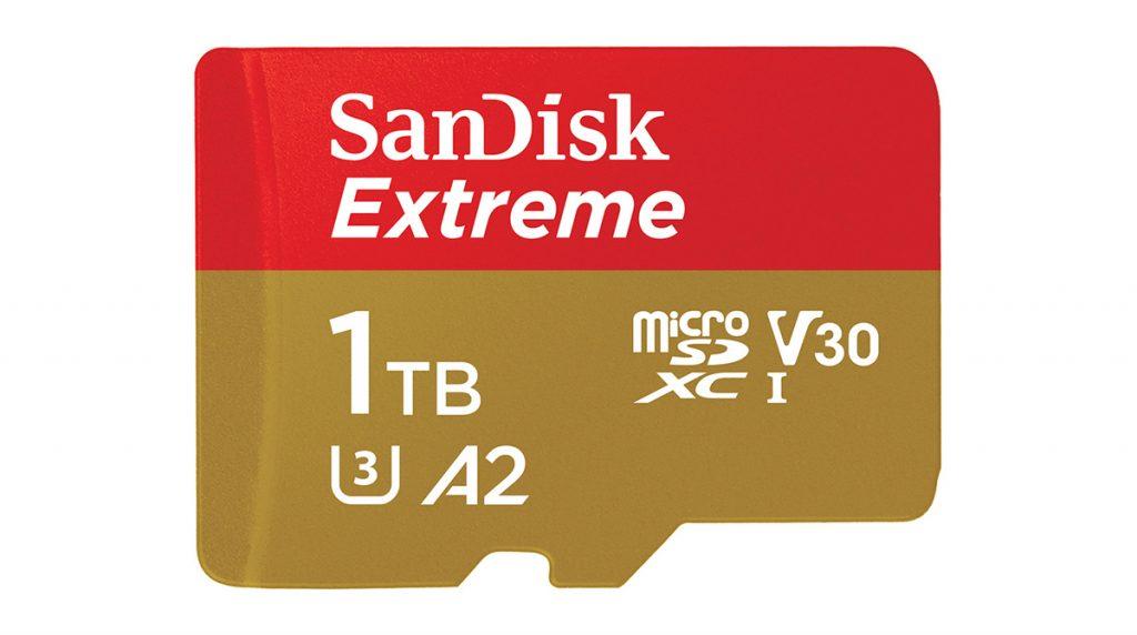 [MWC 2019] SanDisk stellt microSD-Karte mit 1 TB Speicher vor