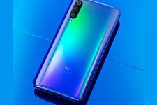 Xiaomi Mi 9 Rückseite