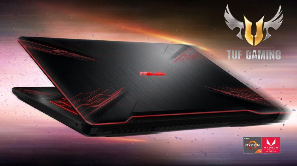 ASUS TUF Gaming FX505DY-BQ076 – Günstiges Gaming-Notebook mit guter Hardware