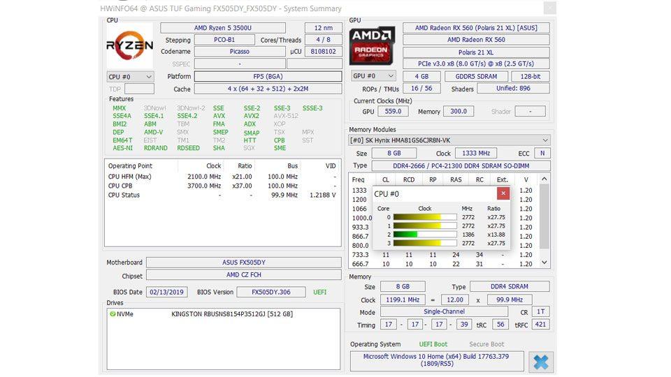 Asus TUF Gaming FX505DY Hardware_8