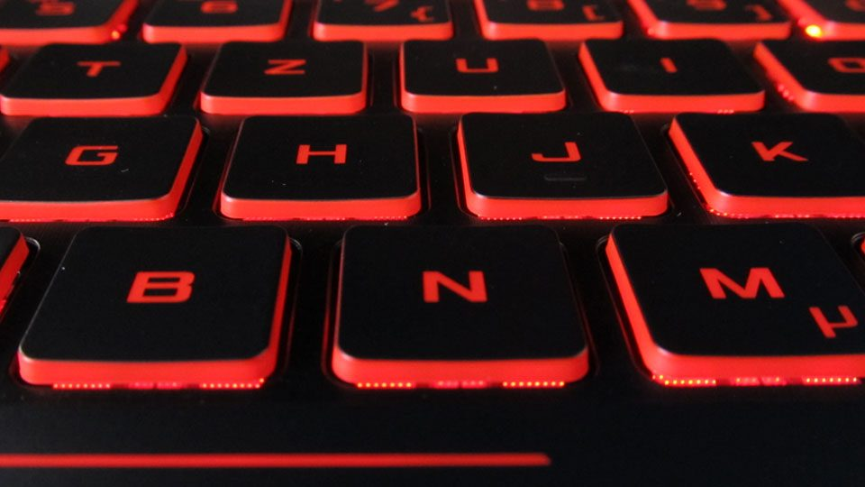 Asus TUF Gaming FX505DY tastatur_5