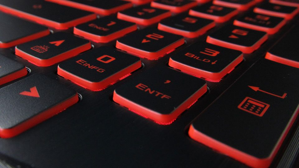 Asus TUF Gaming FX505DY tastatur_7