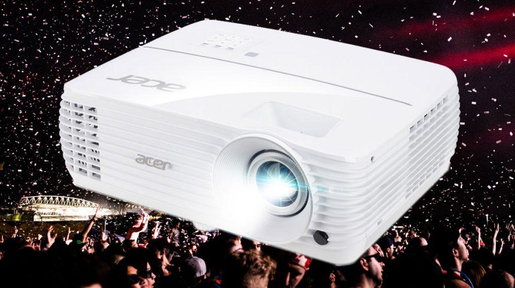 Beamer Acer V6810 – günstiger 4K-Beamer mit HDR und Rec. 2020 Farbraumabdeckung [Tester gesucht]