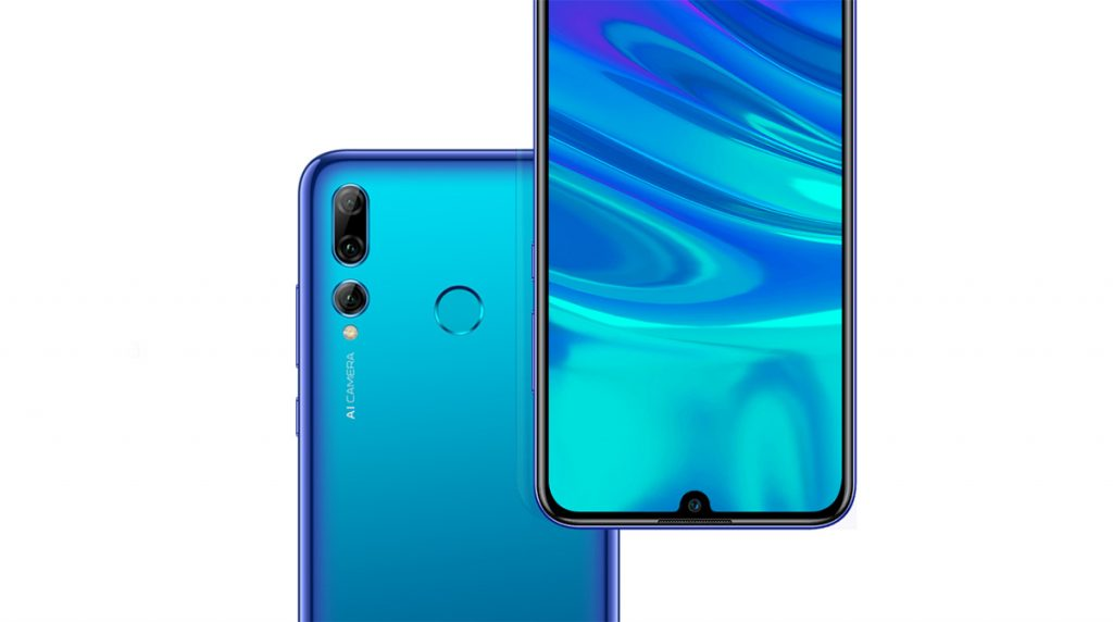 Huawei P smart+ 2019: wie das P smart 2019, nur mit Triple-Cam und ohne NFC