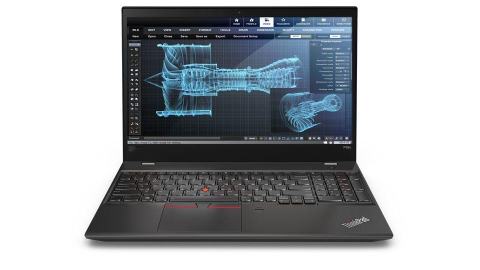 Lenovo ThinkPad P52s Ansicht_6
