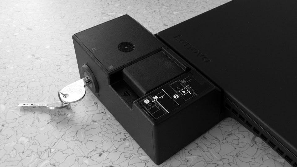 Praktische Docking-Lösung von Lenovo