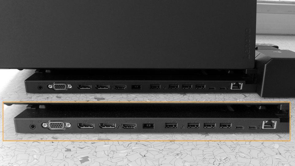 Lenovo ThinkPad P52s Docking_5
