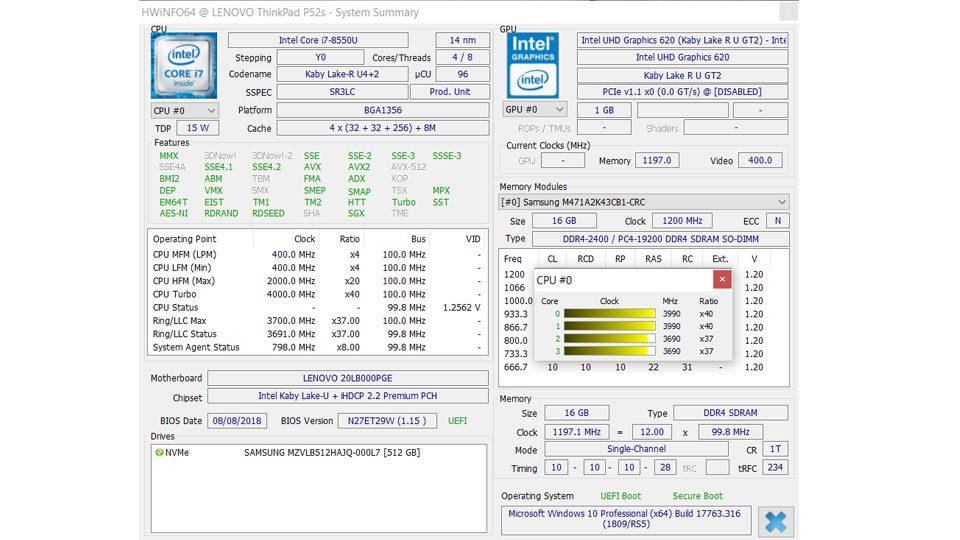 Lenovo ThinkPad P52s Hardware_7