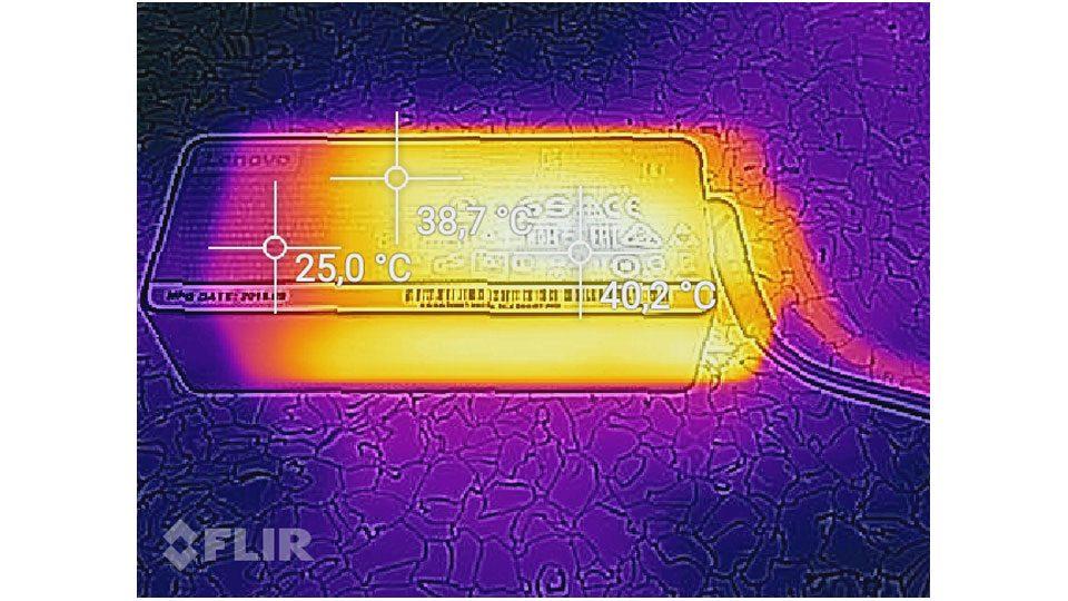 Lenovo ThinkPad P52s Hitze_4