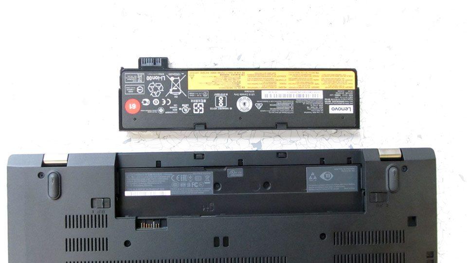 Lenovo ThinkPad P52s Innen_2