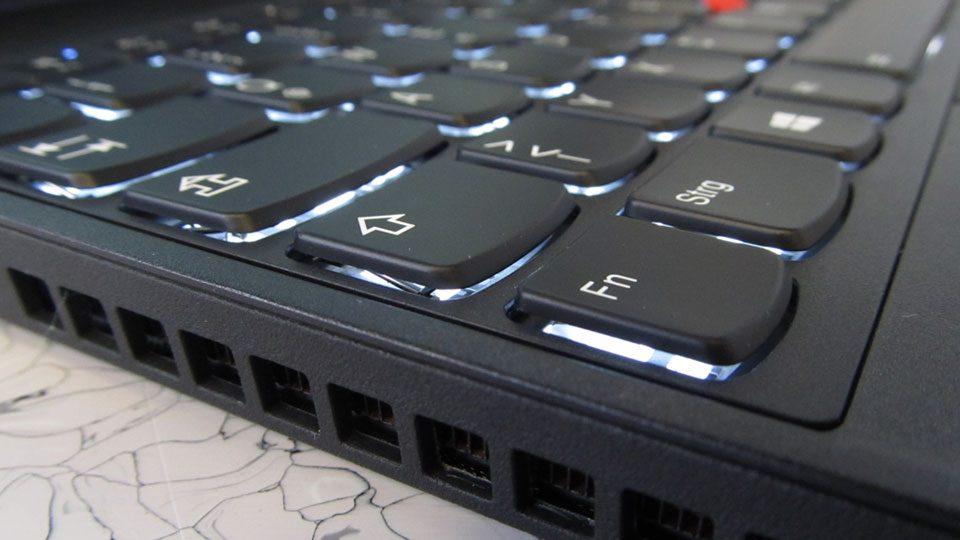 Lenovo ThinkPad P52s Tastatur_8