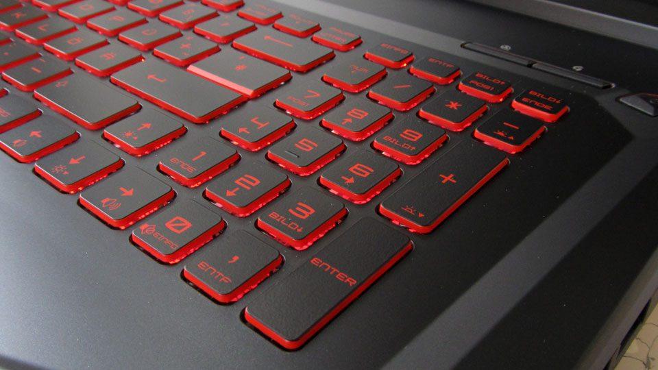MSI GL73 8SE-014 Tastatur_4