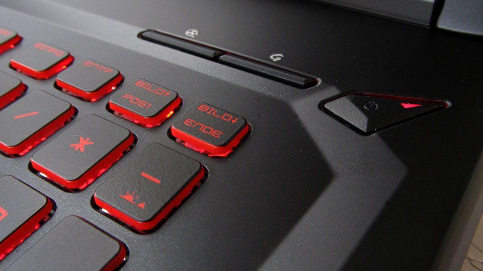 MSI GL73 8SE-014 Tastatur_5
