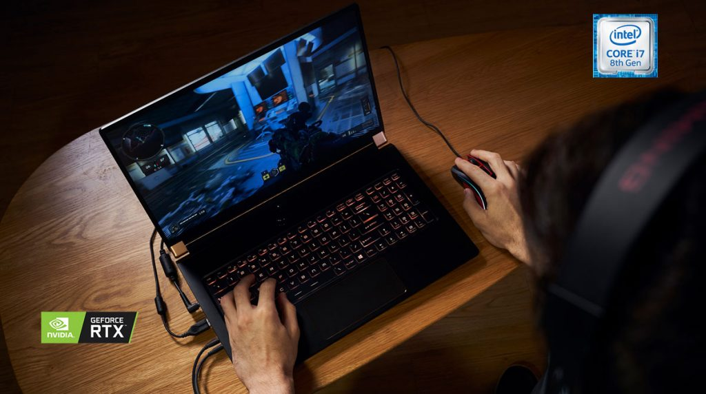 MSI GS75 8SG-215 Stealth – Enter the Next Level