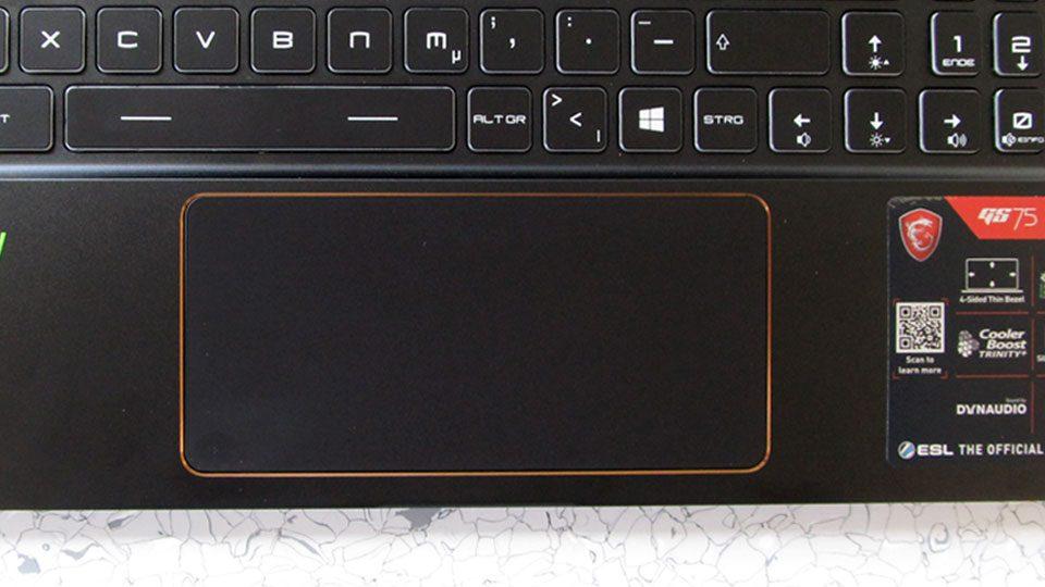 MSI GS75 8SG-215 Stealth Tastatur_4