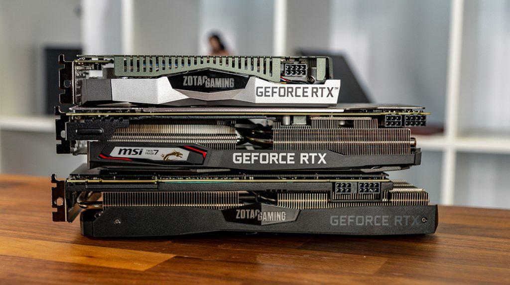 NVIDIA GeForce RTX 2060, 2070 & 2080 im Performance-Vergleich – Wieviel FPS gibt es für 390, 610 und 900 Euro?
