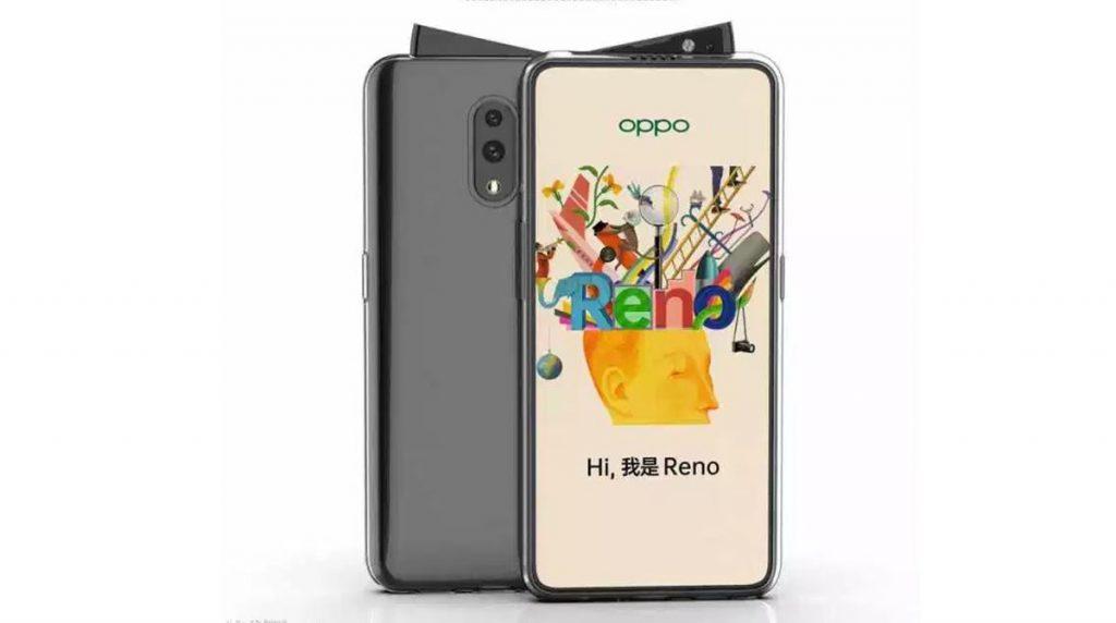 Oppo Reno: Das Smartphone mit der hochgezogenen Augenbraue