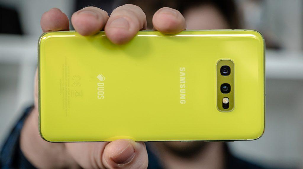 Zwei Wochen mit dem Samsung Galaxy S10e: klein, aber oho
