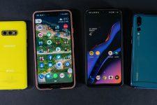 Samsung Galaxy S10e größenvergleich