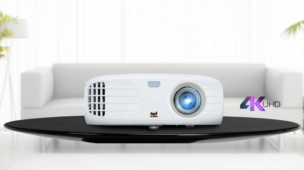 Viewsonic PX747-4K Beamer – Viel Licht und beeindruckendes Bild dank HDR und XPR-Technologie