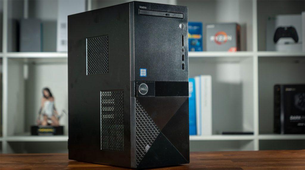 DELL Vostro 3670 MT – kompakter und leiser Office PC ohne Schnickschnack