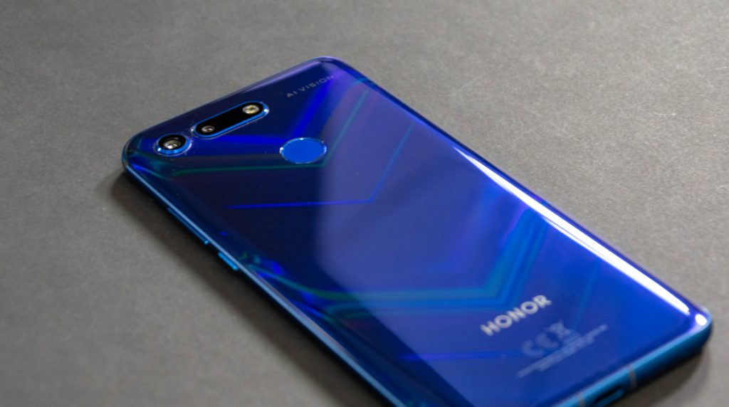 Honor View20: Schicker Dauerläufer mit 48 MP-Kamera