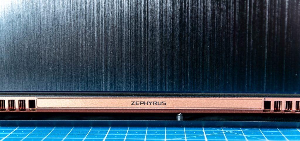 ASUS ROG Zephyrus S Logo III