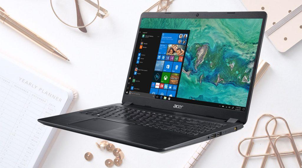 Acer Aspire 5 (A515-52-55JD) – Solides Arbeitsgerät mit 15,6 Zoll Full HD Display für den Alltag