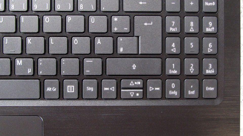 Acer Aspire 5 A515-52-55JD Tastatur_3