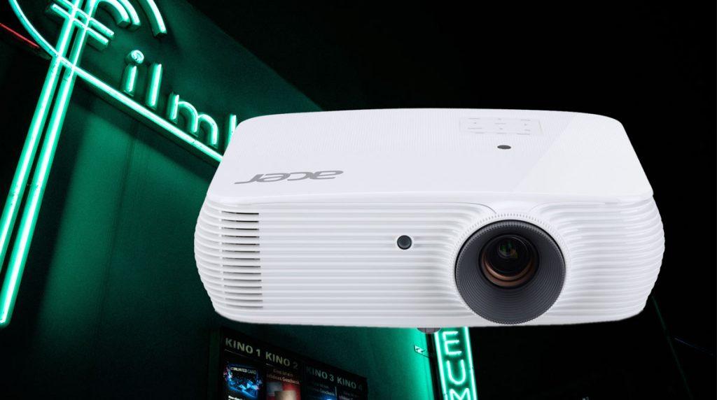Acer H5382BD – Einsteiger-Projektor mit gutem Preis-Leistungs-Verhältnis