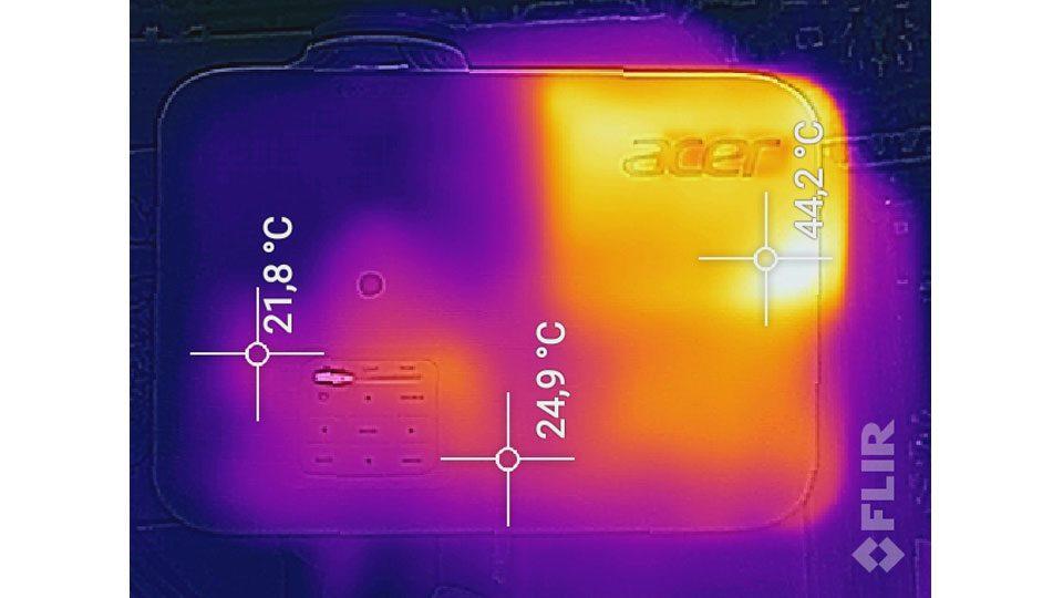 Acer H5382BD Hitze_1
