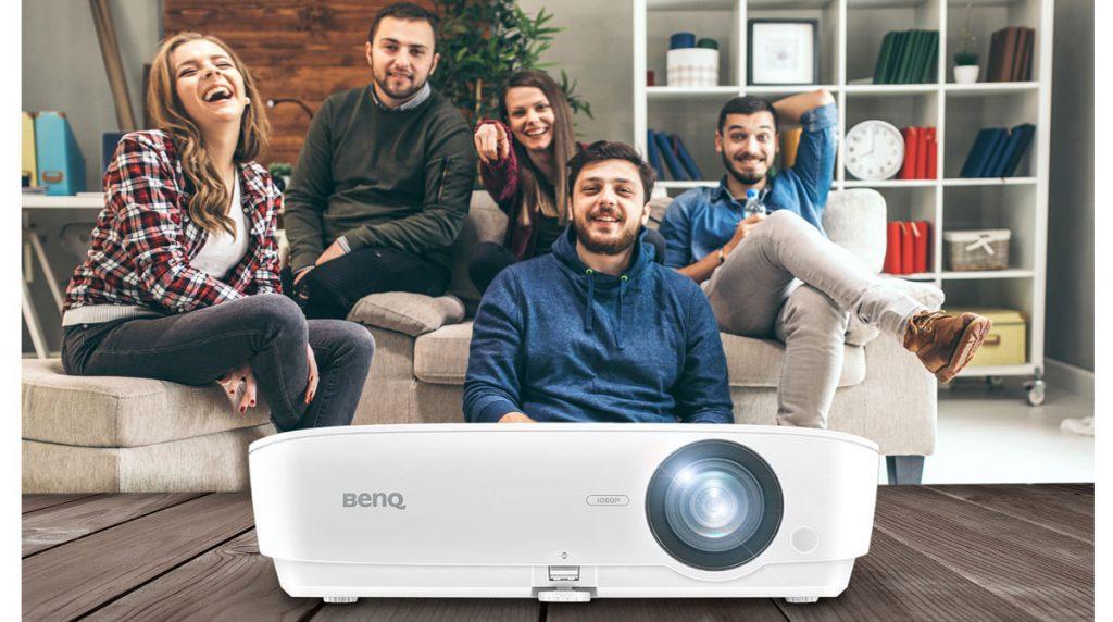 BenQ TH535 – Home Entertainment Beamer mit starken 3.500 ANSI-Lumen im Test