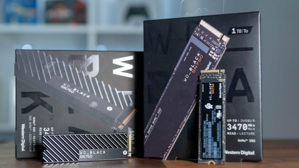 WD Black SN750 SSD im Kurztest – Endlich Konkurrenz für Samsung!
