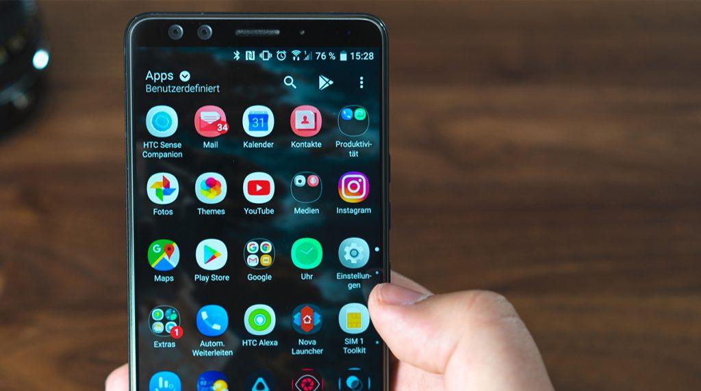 Wechselt HTC zu Android One? Apps verschwinden aus dem Play Store