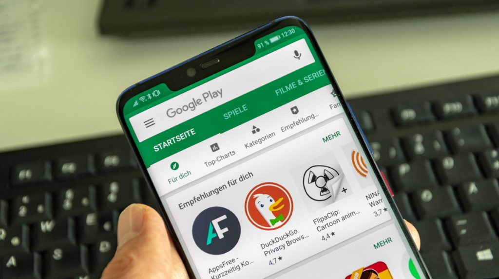 Android: System-Updates bald über den Play Store?