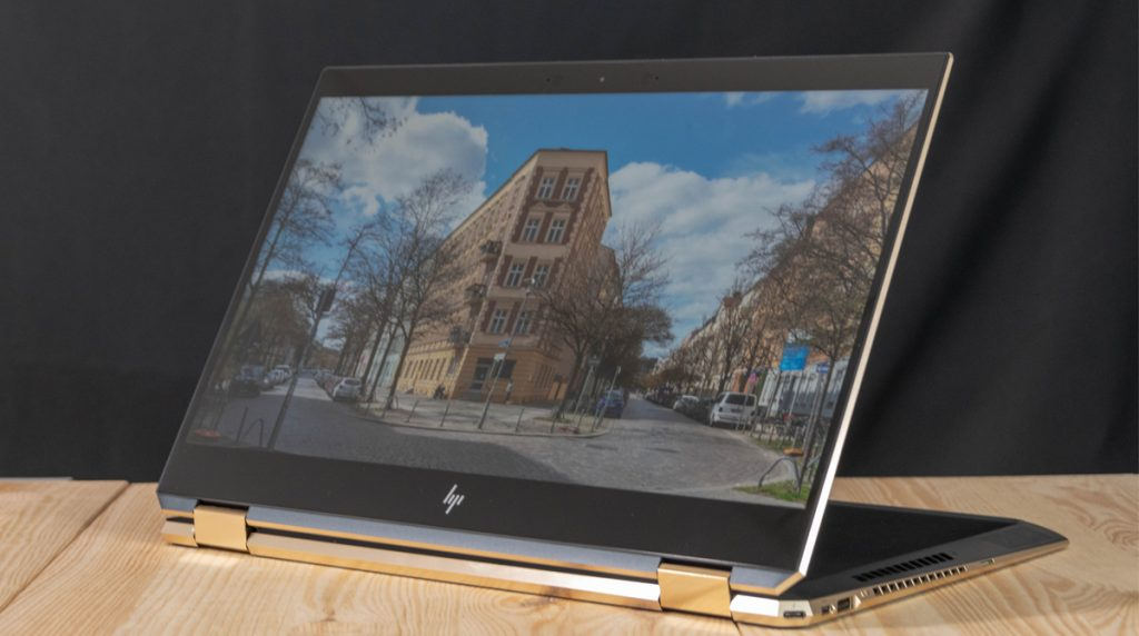 HP Spectre x360 15: Multimedia-Convertible für fast alle Fälle