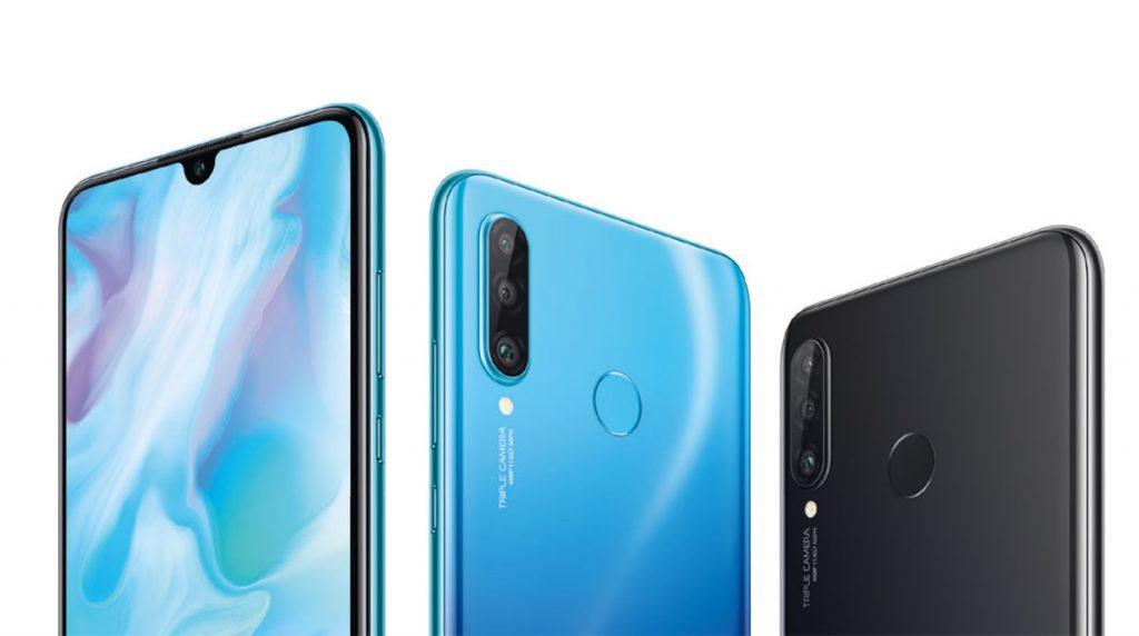 Huawei: P30 lite angekündigt