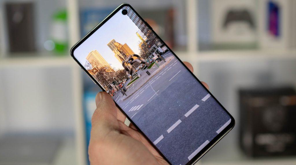 Samsung Galaxy S10: Ziemlich gutes Smartphone, aber eine Sache nervt