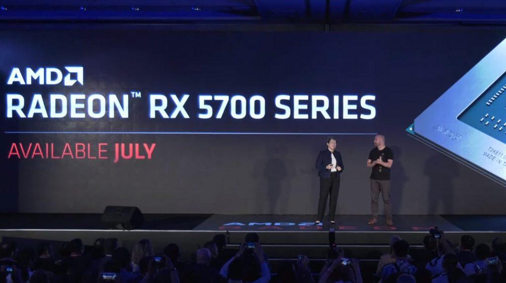 AMD Navi Release