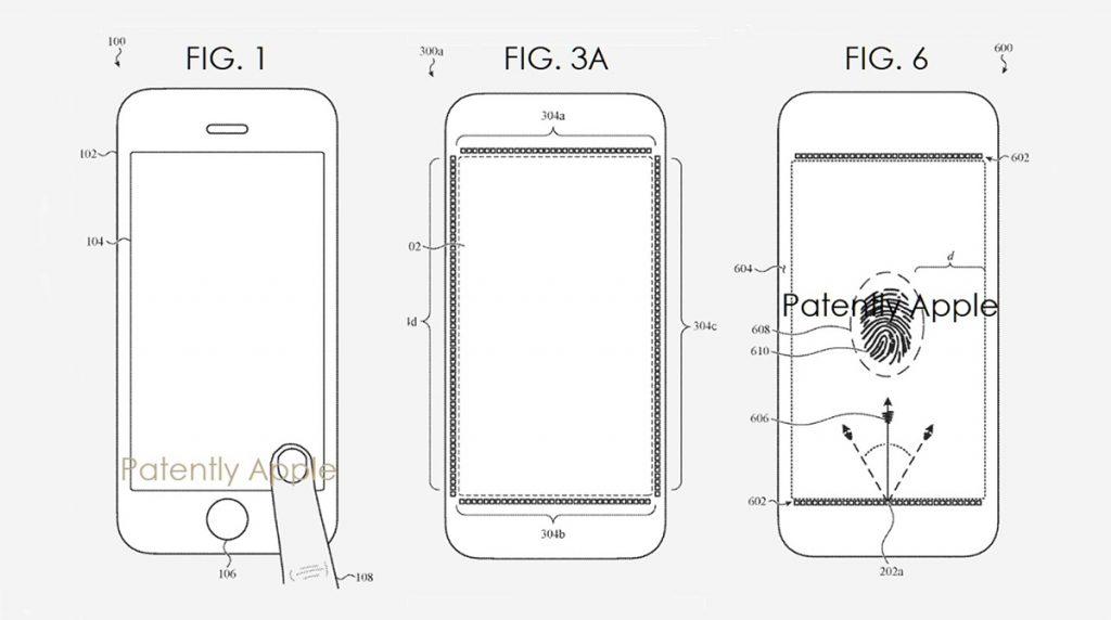 Apple-Patent: Touch-ID auf dem ganzen Display