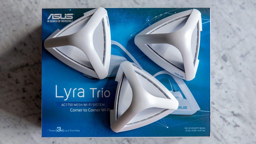 Asus Lyra Trio Mesh