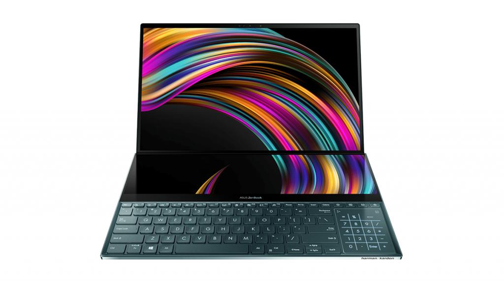 """[Computex 2019] """"Notebook der Zukunft"""" im Hands-On: ASUS ZenBook Pro Duo"""