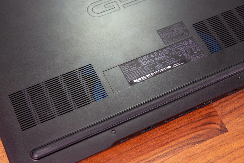 Dell G5 15 Lüfter