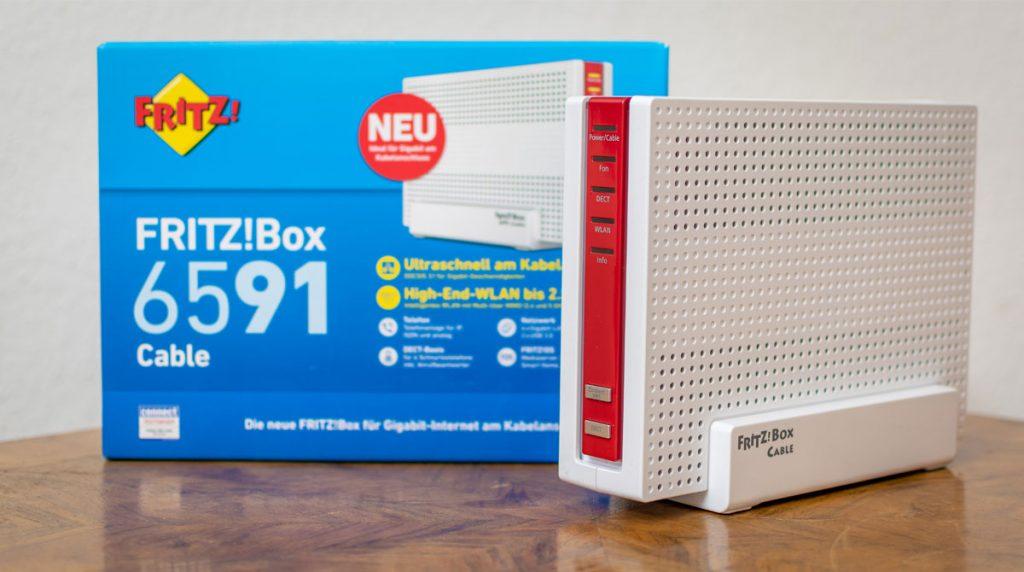 FRITZ!Box 6591 Cable und FRITZ!Repeater 3000 im Test – der bisher beste Kabel Router?