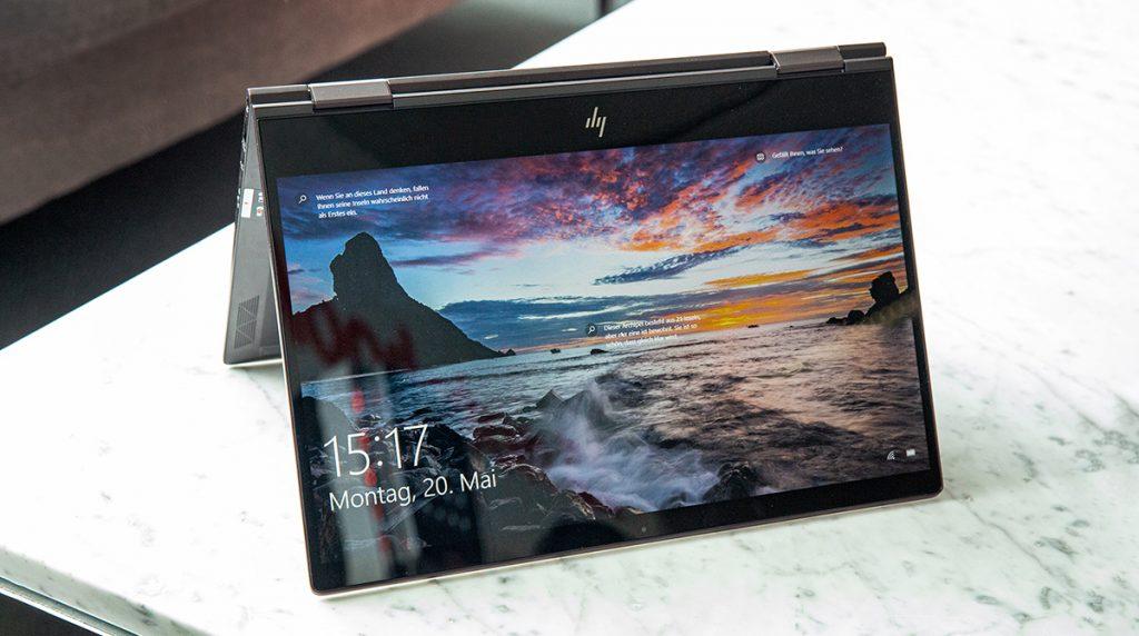 Schick und günstig: HP Envy x360 13 mit AMD Ryzen 5 im Test
