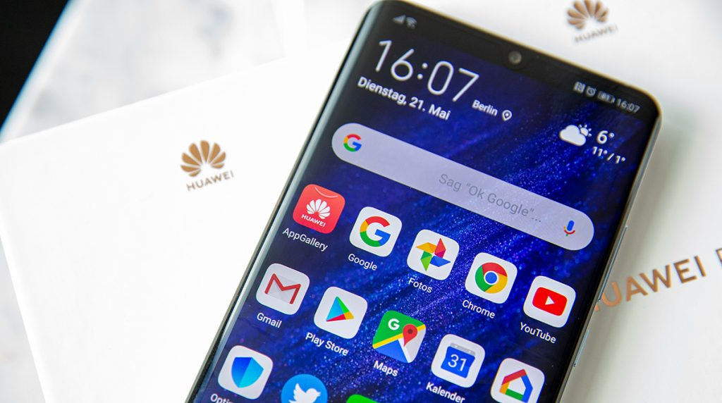 Huawei plant Android Q für 17 Smartphones